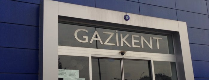 Peugeot - Gazikent Plaza is one of Orte, die Alper gefallen.