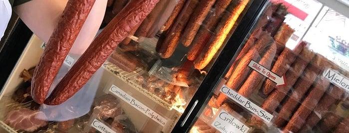 Srodek's Campau Quality Sausage is one of Restaurant To-do List.