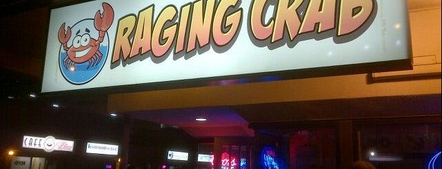 Raging Crab is one of Waikiki.