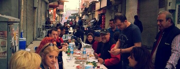 Tarihi Büyük Saat Ciğercisi is one of Kebap.