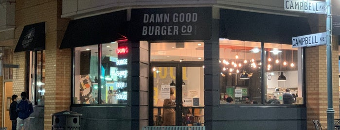Damn Good Burger Co. is one of Washington DC.
