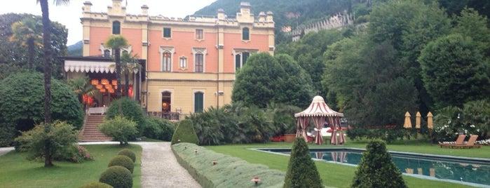Villa Feltrinelli Ristorante is one of Italy.