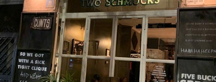 Two schmucks is one of uwishunu spain.