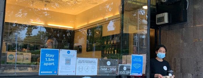 Sonoma Bakery Café is one of explore sydney.