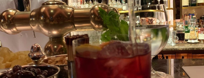 Bar Vendôme is one of 🇫🇷.