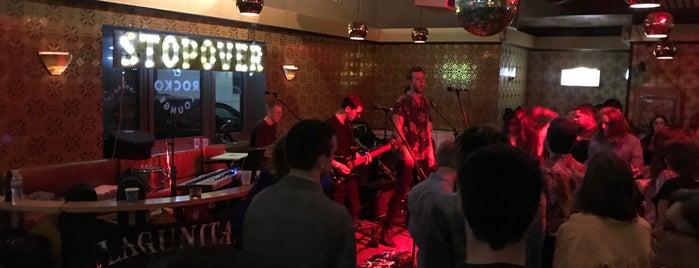 El-Rocko Lounge is one of Savannah, GA.