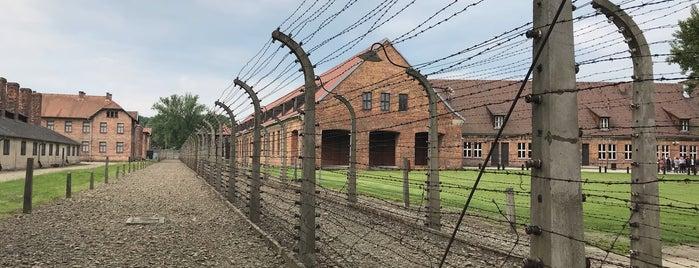 Miejsce Pamięci i Muzeum Auschwitz-Birkenau is one of Explore Krakow.