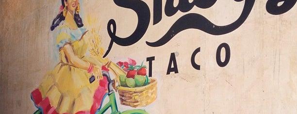 Shifty's Taco is one of Blondie'nin Beğendiği Mekanlar.