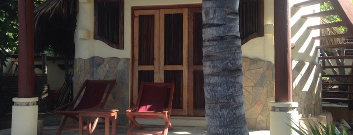 Cabañas Punta Placer is one of Fanel : понравившиеся места.