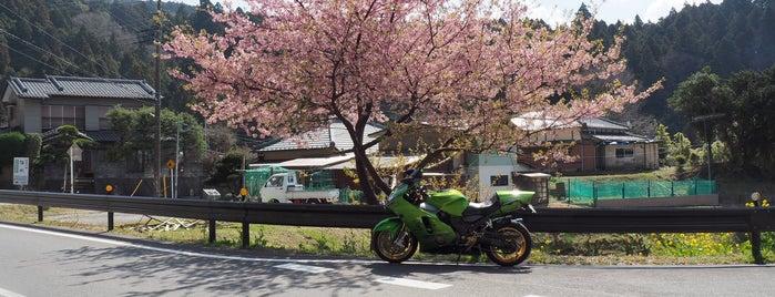 オートキャンプ 七里川 is one of 行きたいキャンプ場.