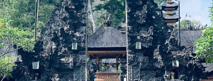 Pura Gunung Lebah - Tjampuhan Ubud is one of Enjoy Bali Ubud.