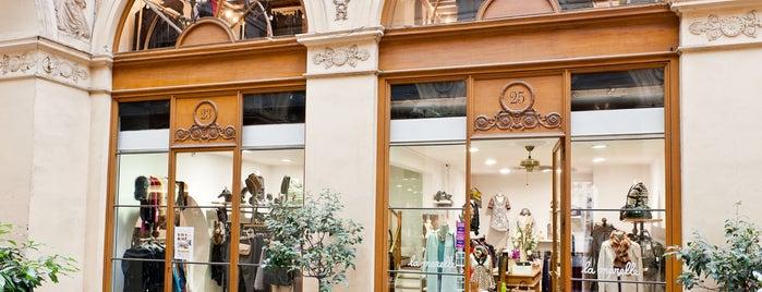 La Marelle is one of Paris.