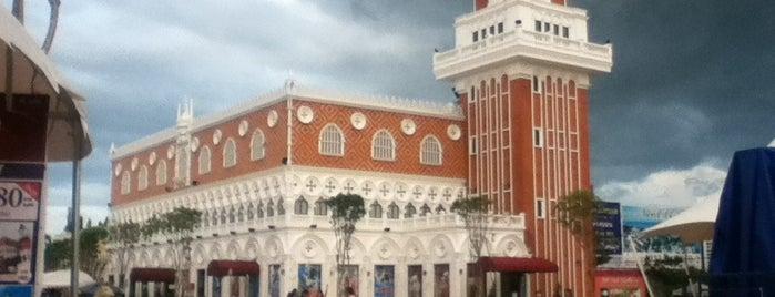 The Venezia Hua Hin is one of On the Hua Hin.