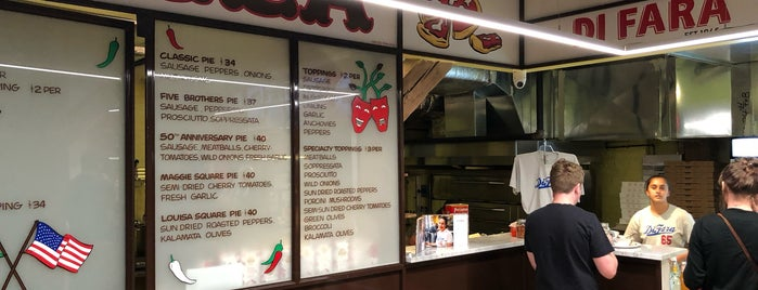 Di Fara Pizza is one of Williamsburg.
