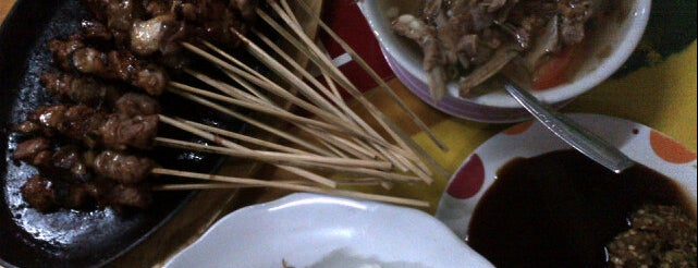 RM Sate Mendo Wendi's Tegal is one of Indonesia - wish list.