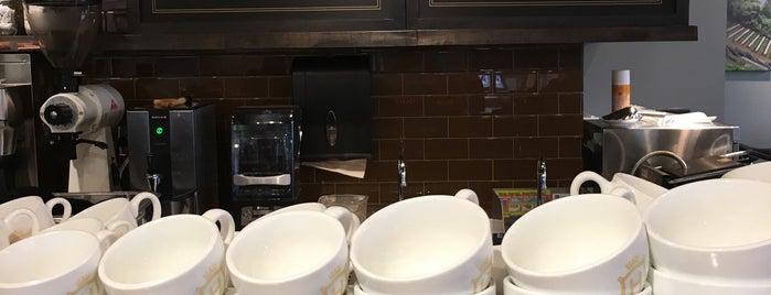 Honor Coffee & Tea is one of Derek 님이 저장한 장소.