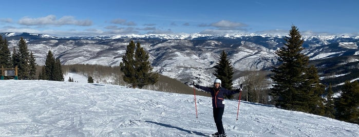 Beaver Creek Resort is one of Snow!.