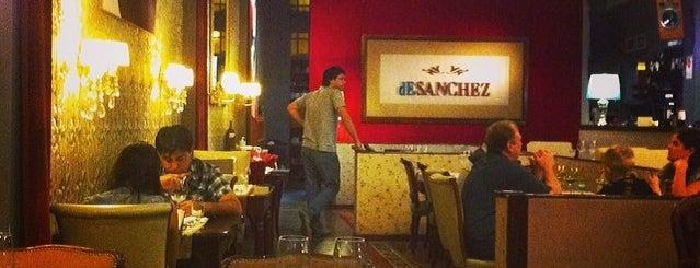 DE SANCHEZ Bistro is one of San Juan.