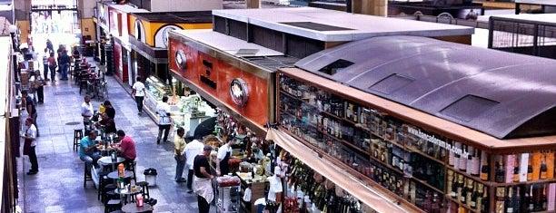 Mercado Municipal Paulistano is one of Sao Paulo.