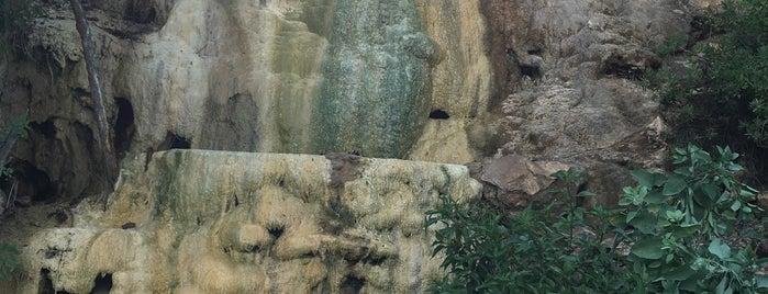 Hierve el Agua is one of Orte, die TglPtrn gefallen.