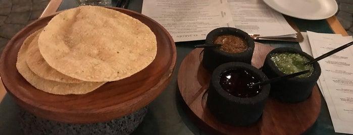 El Jardin is one of San Diego: Taco Shops & Mexican Food.