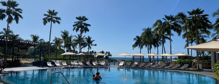 Four Seasons Resort at Ko Olina is one of Hawaii 2018.