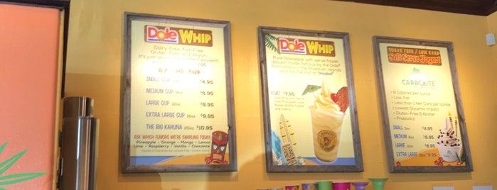 Lappert's Ice Cream is one of San Diego.