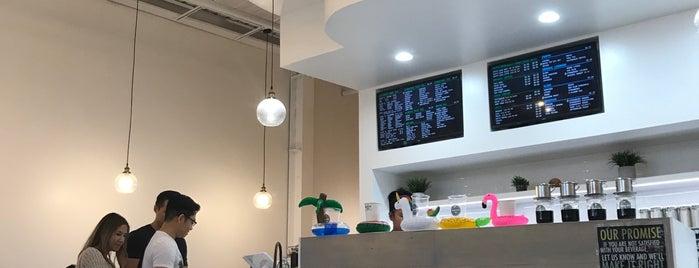 Teapresso Bar is one of houston.
