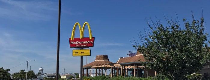 McDonald's is one of Seaside.