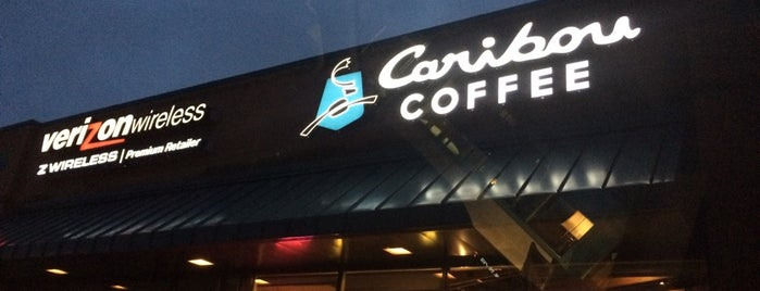 Caribou Coffee is one of Locais curtidos por Tanya.