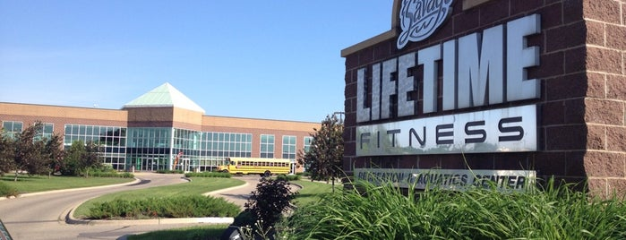 Life Time Fitness is one of Fun with Kids in Twin Cities.
