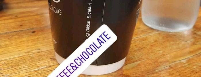 Toti's Coffee & Chocolate is one of Orte, die Didem gefallen.