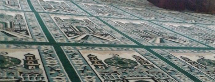 Masjid Istiqomah is one of masjid.