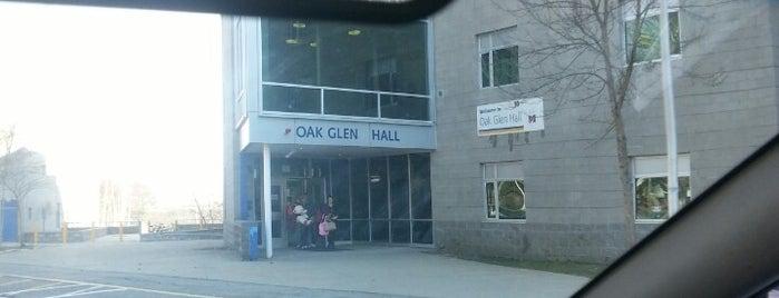 Oak Glen is one of MA.