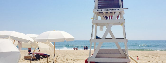 Gurney's Montauk Resort and Seawater Spa is one of Locais curtidos por Stefanie.