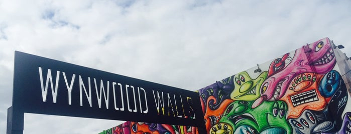 The Wynwood Walls is one of Stefanieさんのお気に入りスポット.
