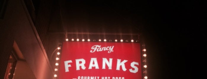 Fancy Franks is one of Toronto.
