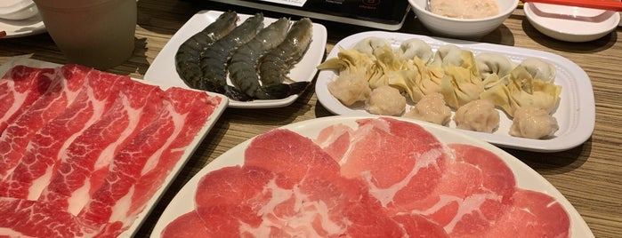 Hong Kong HOTPOT is one of Adrianさんのお気に入りスポット.