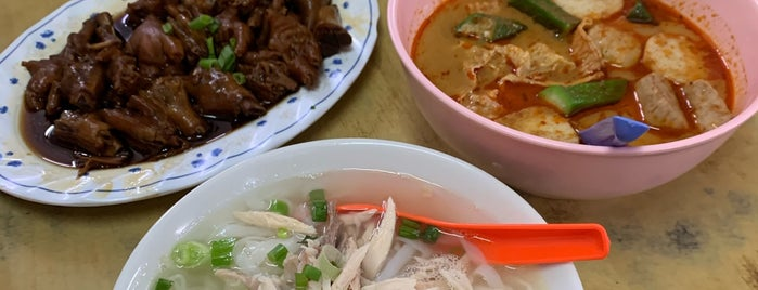 Great Malaysian Restaurants