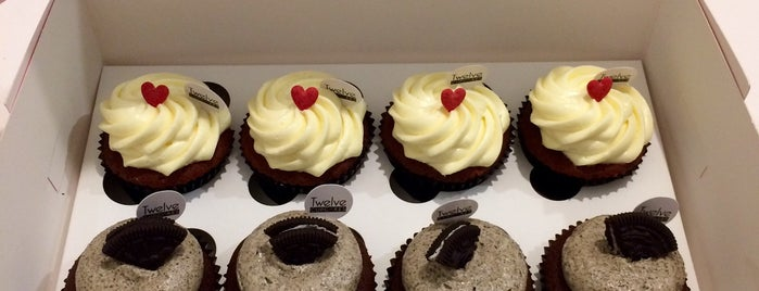 Twelve Cupcakes is one of Sergio'nun Kaydettiği Mekanlar.