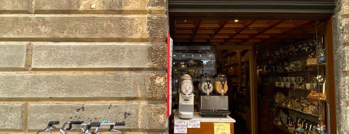 Caffè Borsari is one of Locais salvos de Denis.