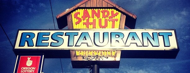 Sandy Hut is one of Tempat yang Disukai Haley.