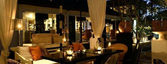 OAZIA Spavodka Lobster Bar is one of Bali's top eat outs.