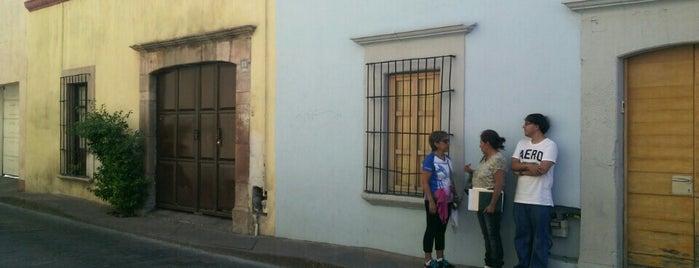 Frutería Los Muñecos is one of สถานที่ที่บันทึกไว้ของ Jesus.