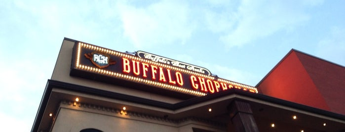 Buffalo Chophouse is one of Hungry? Try hitting up every spot on this list!.