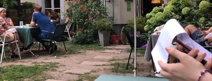 Gartencafe is one of Karl : понравившиеся места.