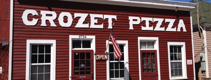 Crozet Pizza is one of 30 Places to Eat in Virginia Before You Die.