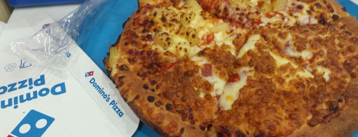 Domino's Pizza is one of Lugares LH.