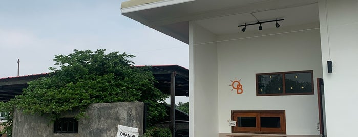 Orange Bliss Cafe is one of 07_ตามรอย_coffee.