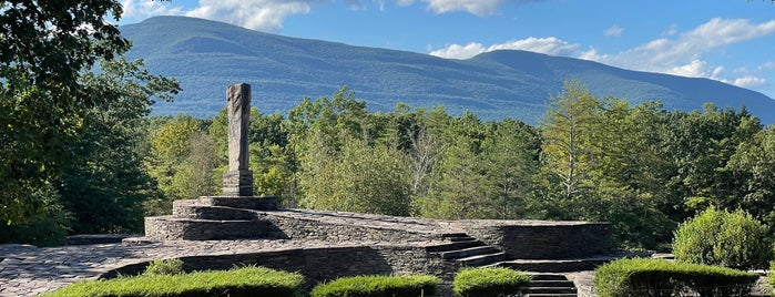 Opus 40 is one of Hudson Valley.